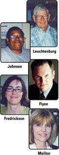 Leuchtenburg, Johnson, Flynn, Fredrickson, Molitor