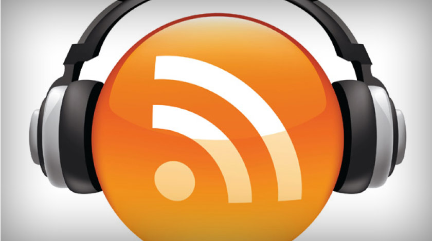 Podcast RSS Icon