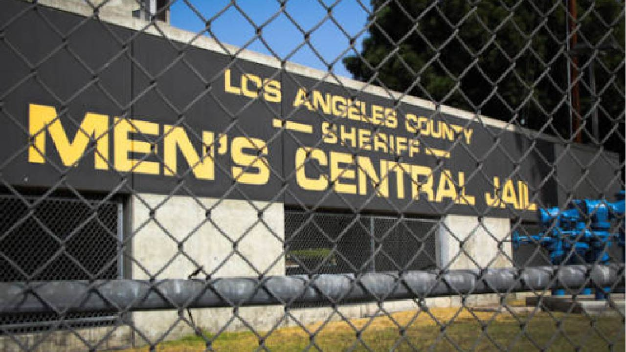 Los Angeles County Sheriff Men's Central Jail