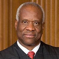 Judge Clarence Thomas