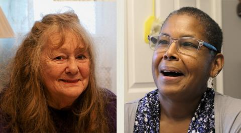 Patricia Hill and Ally Evelyn-Gustave, CAPABLE